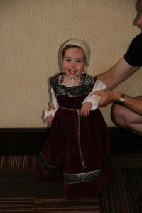 Tudor Toddler
